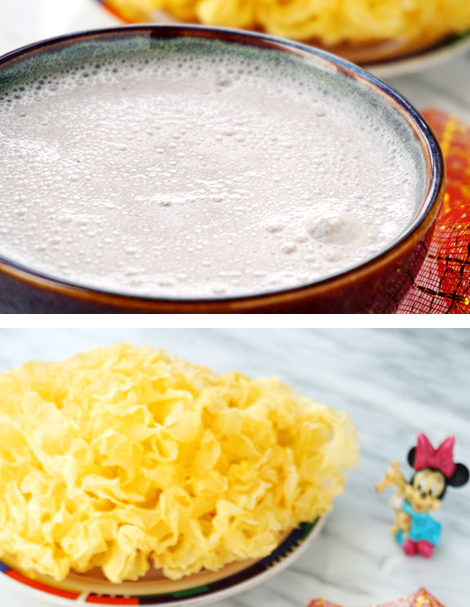 【食·色饮品】——红豆薏米银耳露