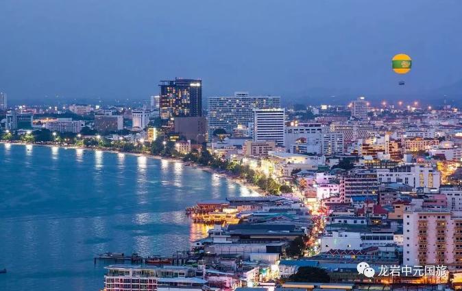 精彩泰国|10月 ¥2580 曼谷、芭堤雅双直航七天六晚游