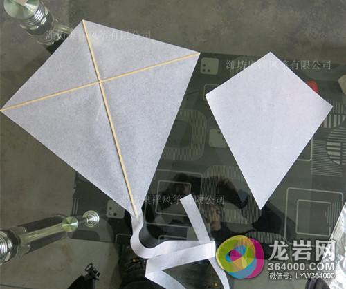 风筝三根线接线方法