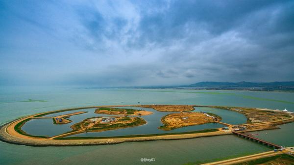 """航拍连理岛,带你从空中窥视海上""""迪拜"""""""