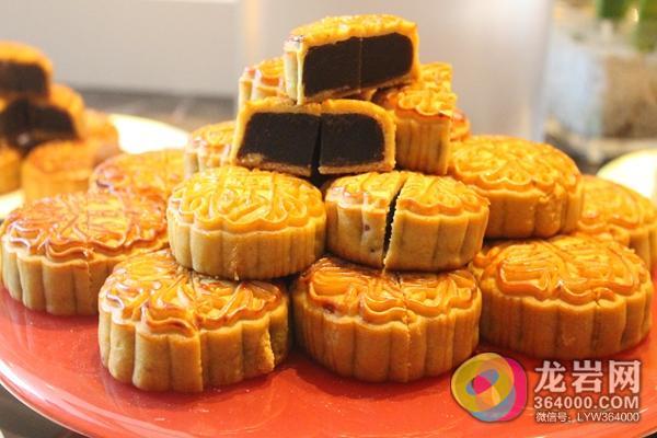 部门统计,龙岩万达嘉华酒店的月饼是2015年龙岩地区最畅销的月