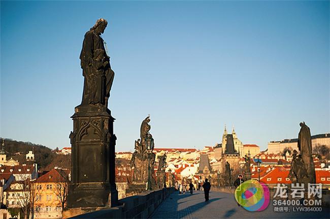 布拉格 迷失在欧洲最美的城市