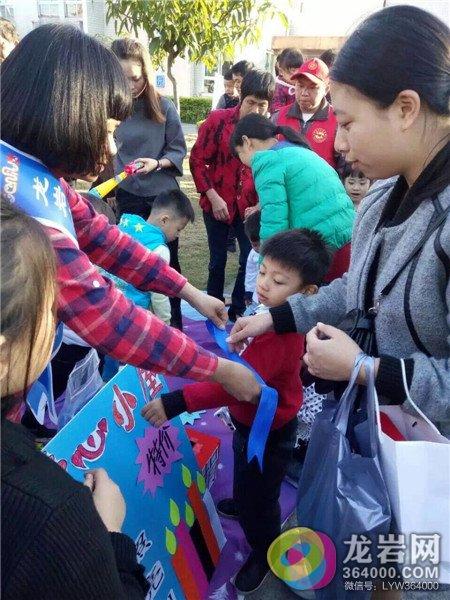 感恩节!永定(坎市)天才幼儿园举办爱心义卖活动